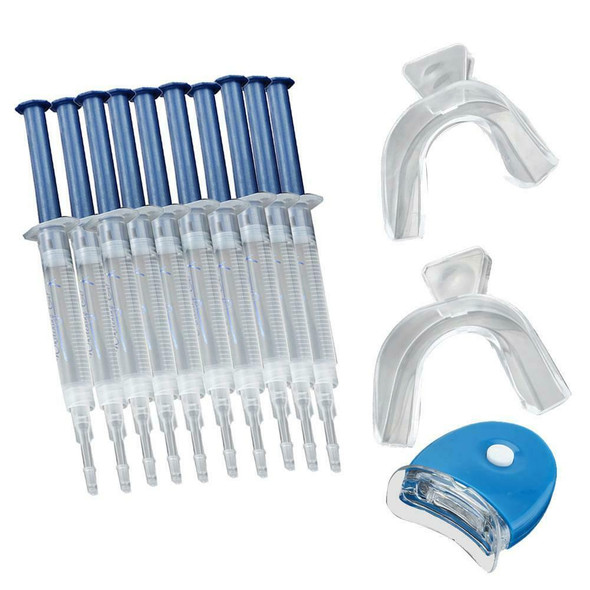 Dental Teeth Whitening kit 44% Carbamide Peroxide Bleaching System Oral Gel A#S