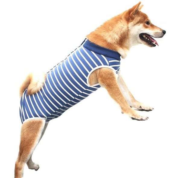 Dog Recovery Suit Puppy Medical Care Suit Clothing and After Surgery Wear A X7M1