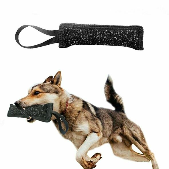 Pet Training Bite Tug Toys Young Dog Chewing Arm Sleeve R4X2