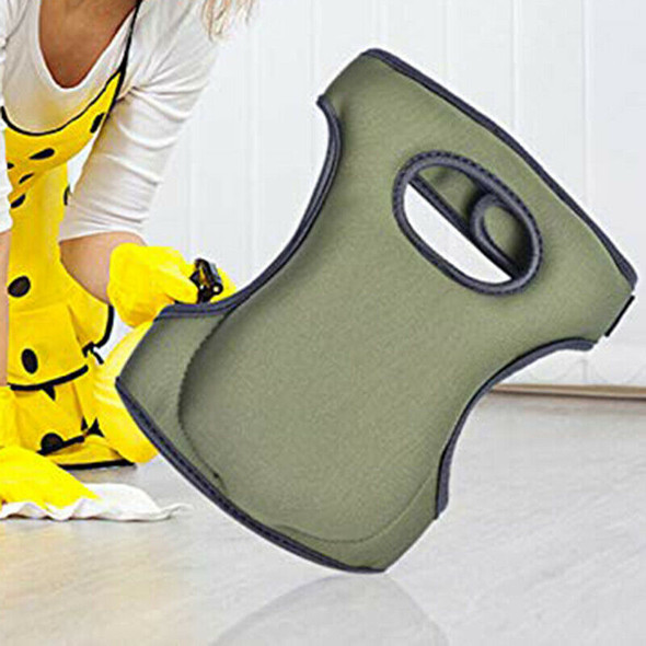 Gardening Knee Pads, Home Knee Pads for Gardening Cleaning, Adjustable Stra L4U2