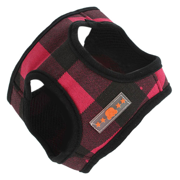Cute Puppy Dog Harness and Walking Leads Set Pet Winter Vest for Small Dogs P4P8