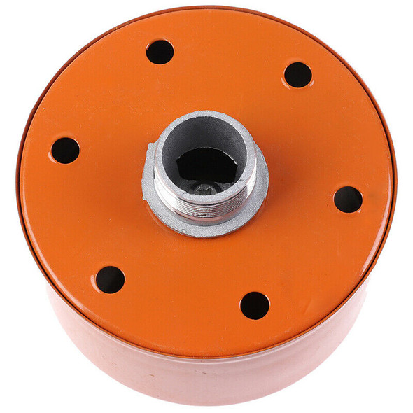 1 PC Male Threaded Filter Silencer Muffler Filter For Air Compressor IntakeBX