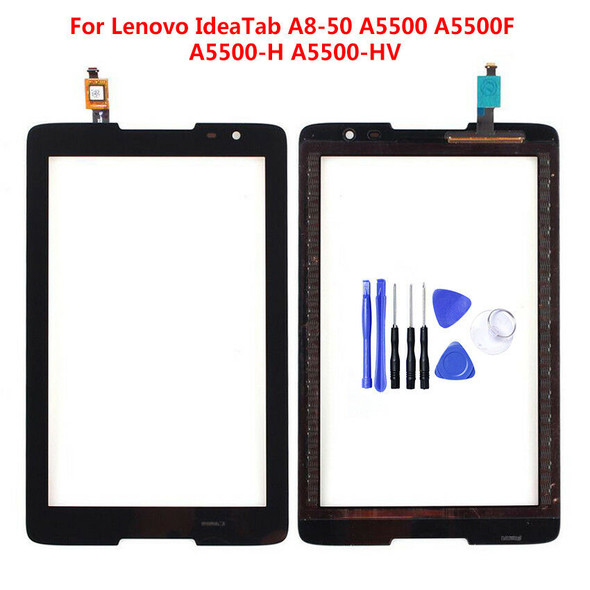 Touch Screen Digitizer Part For Lenovo IdeaTab A8-50 A5500 A5500F A5500-H
