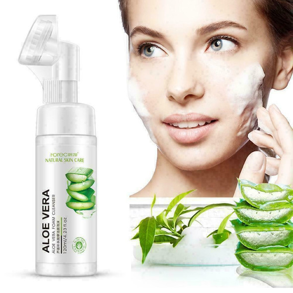 New Aloe Hydrating Oil Control Facial Cleanser Remove Moisturizi N7O6 Black Z5U7