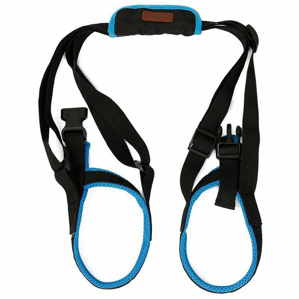 Doglemi Pet Dogs Aid Assist Tool Adjustable Dog Lift Harness For Back Legs PN1S9