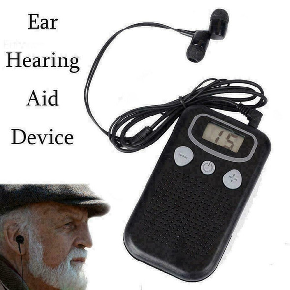 Magic Ear by Atomic Beam Hearing Device Personal Sound Booster Mini Portabl G2R1
