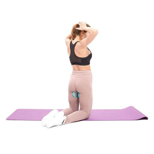 Hip Trainer Pelvic Floor Muscle Inner Thigh Exerciser Hips Muscle Trainer F U9F9
