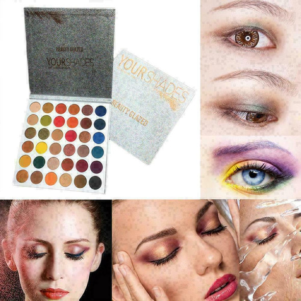 2019 new 36-color pearlescent eye shadow Beauty Glazed J9H5 S1U9 D8H5 M4N5
