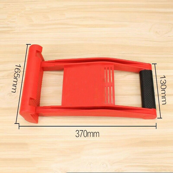 80Kg Load Tool Panel Carrier Gripper Handle Carry Drywall Plywood Sheet Abs P8L3