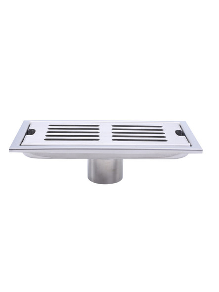 201 Stainless Steel Bathroom Floor Drain Shower Drainage Function New