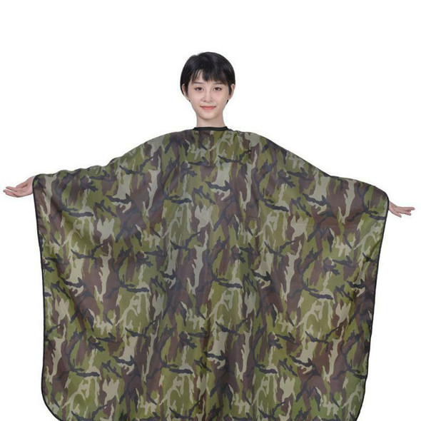 Haircut Cape Hairdressing Barber Wai Cloth Hair Stylist Gown Apron I3S7