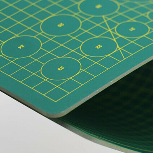 A3 Double Sided Self Healing 5 Layers Cutting Mat Metric/Imperial 45cmx 30c G4X8