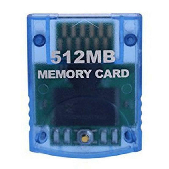 512MB Memory Card Compatible for Nintendo Wii /Gamecube Gc Console System X8M5