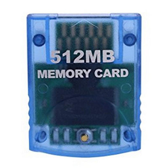 512MB Memory Card Compatible for Nintendo Wii /Gamecube Gc Console System E3A6