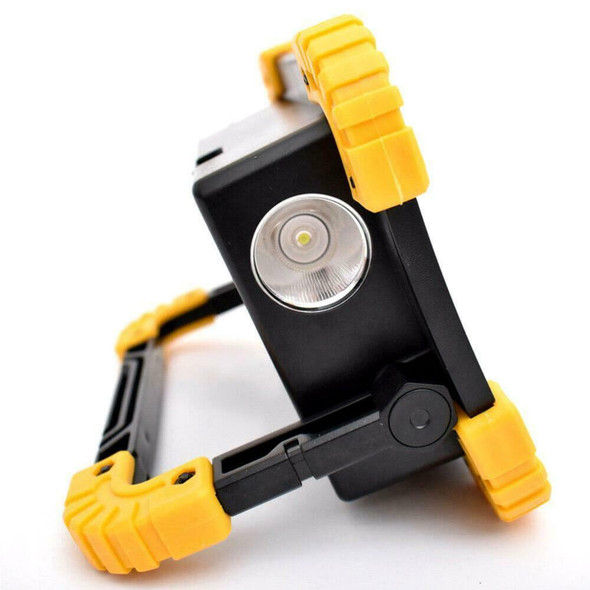 Emergency USB Rechargeable LED Work Inspection Light Waterproof Outdoor Lamp