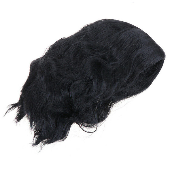 16inch Hair Kinky Curly Wig Synthetic Wig African Wigs for Black Women Beauty FT