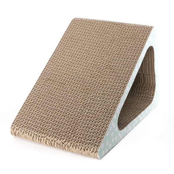 Catnip Cat Scratcher Kitten Scratch Pad Scraper Kitten Cat Scratching Pet S Y3O4