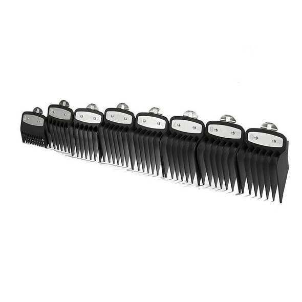 Stainless Steel Attachment Clipper Combs For Dogs Dog Grooming Kit Availabl A6M7