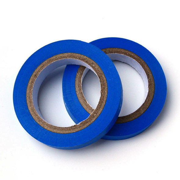 5pcs 10mm * 10m Electrical High Temperature Insulation Tape PVC Waterproof Tape