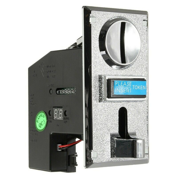 Multi Coin Acceptor Selector for Mechanism Vending Machine Mech Arcade Game Y8H5