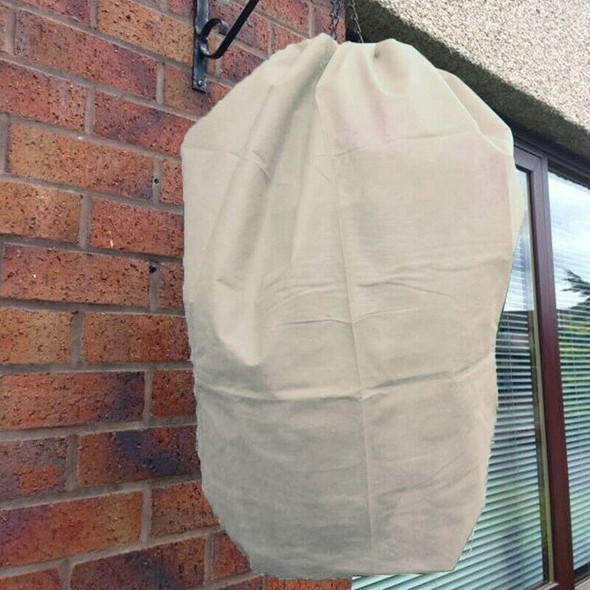 3Pcs Winter Plant Protection Cover Bags Warm Cloth Garden Fabric Protecting Y1F4