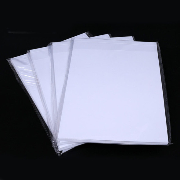 A4 100 Sheets Heat Transfer Paper Dye Sublimation White Cup Light Color  EIY