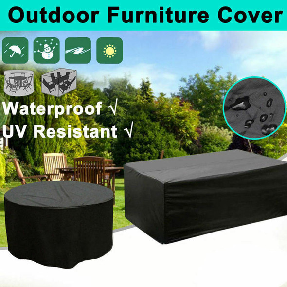 Garden Outdoor Patio Furniture Cover Superior Quality Covers Waterproof 21 BKY