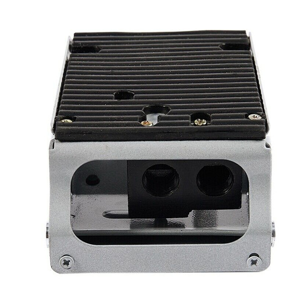 FV-320 Foot Pressure Control 12mm Threaded Air Pneumatic Pedal Valve Switch N4C8