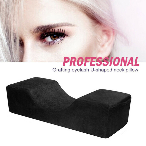 Eyelash Extension Pillow Flannel Salon Use Memory Beauty Pillow Stand Grafted3C