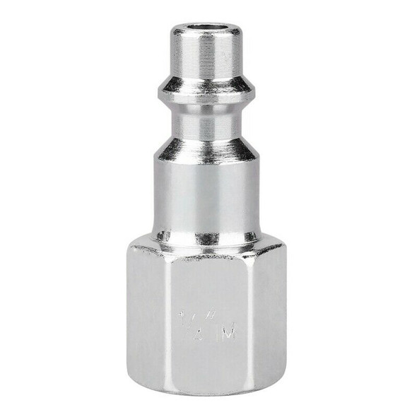 14 Pieces 1/4 Inch Npt Quick Connect Air Coupler And Plug Kit for Air Compr Q1G3