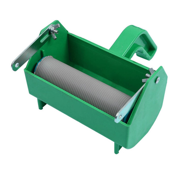 Single Color Decoration Paint Painting Machine for Wall Roller Brush to QAT