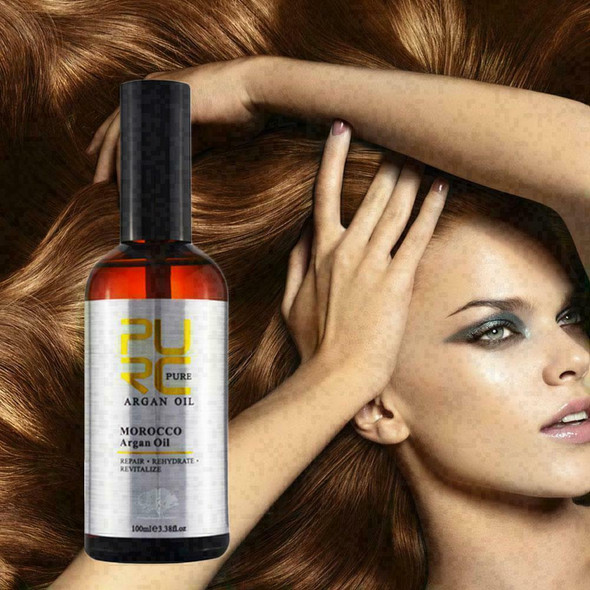Natural Herbal Hair Growth Essence Hair Thick Grow Hair N1V9 Care Product T M3U5