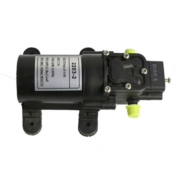 DC 12V Mini Micro Diaphragm High Pressure Water Pump Automatic Switch 70 CLS