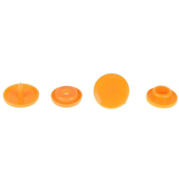 360pcs T5 Plastic Press Stud Buttons Fastener DIY Baby Clothing Snap Button A#S