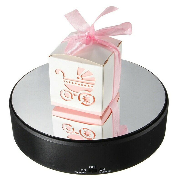 Display 360 Degree Rotating Stand for Jewelry Watch Rotary Display Table Mi E6Z7