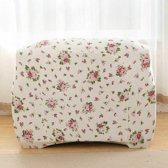 Elastic Stretch Sofa Covers For Single Couch-Continental pink, 90--140cm B2N5