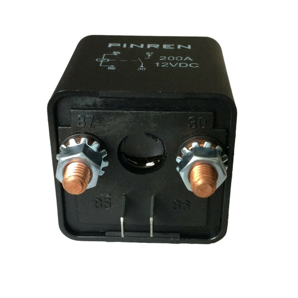12V DC 200A Car Relay Truck Motor Continuous Automotive Switch High Power