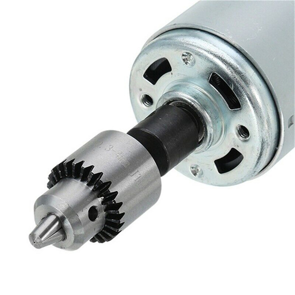 Dc 12-24V 775 Motor Electric Drill With Drill Chuck Dc Motor For Polishing  N7M8