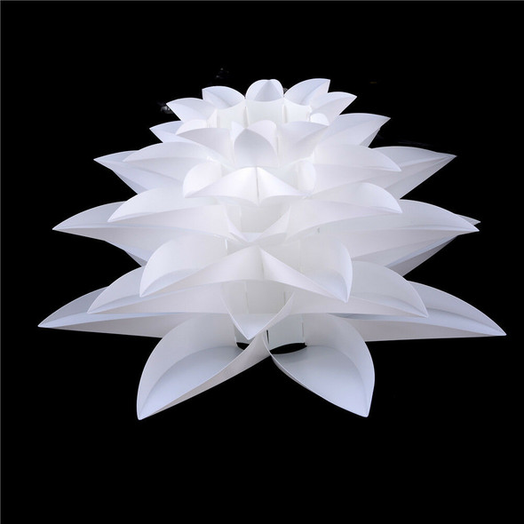 Modern Lotus Ceiling Pendant Light Lamp Shade Chandelier Suspension Lighting 3C