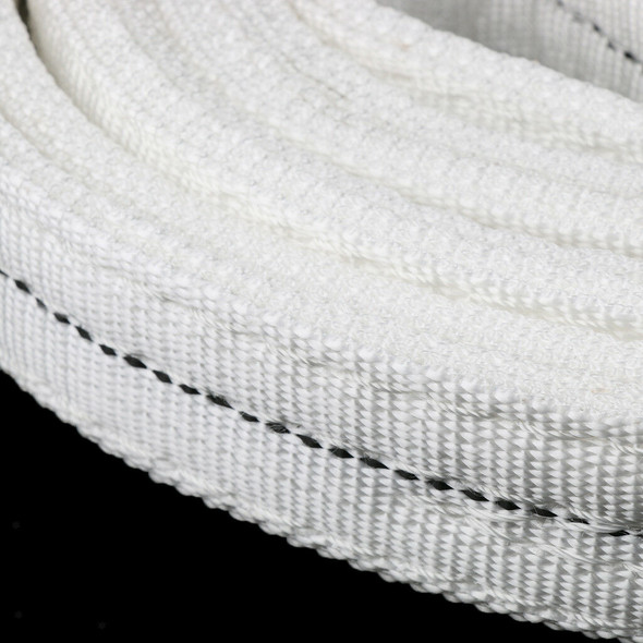 4m Energy Vehicle Recovery Double Nylon Braided Rope 1 Ton / 2205 Lbs