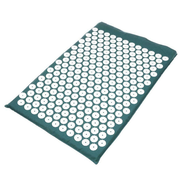 Relief Body Stress Pain Acupressure Massager Cushions Back Spike Yoga Mats #JT1