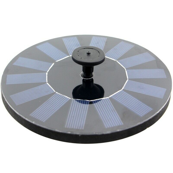 CF002 Floating Solar Fountain for Bird Bath I8Q4