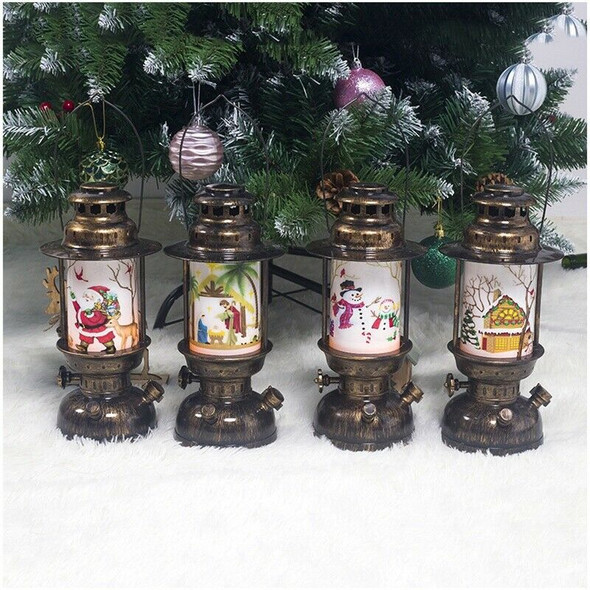 Christmas Decorations for Home Led Light Christmas Candle with Led Creative F5F7