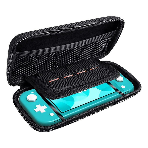 9 in 1 Game Console EVA Protective Hard Case Storage Bag for Nintend Switch Lite