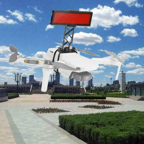 For Chinese And English LED Display Accessories For The Mini New Drone Mavi U7C2