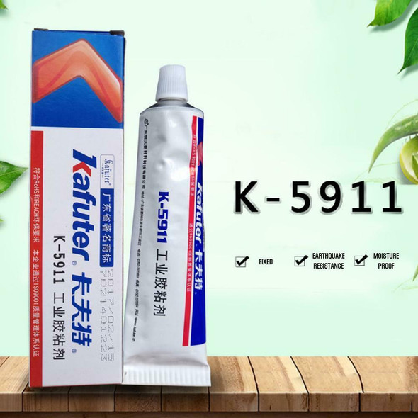 Headlight Sealant High Temperature Glue Electronic Components Glue Gray Sealant