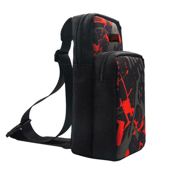 Travel Carry Case Storage Crossbody Bags Chest Bag Fit for Nintend Switch L #s