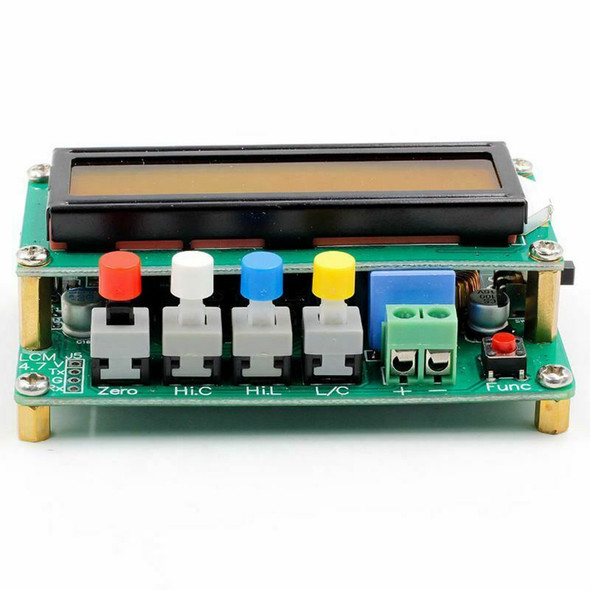 Digital LCD Capacitance meter inductance table TESTER LC Meter Frequency 1p L6U6