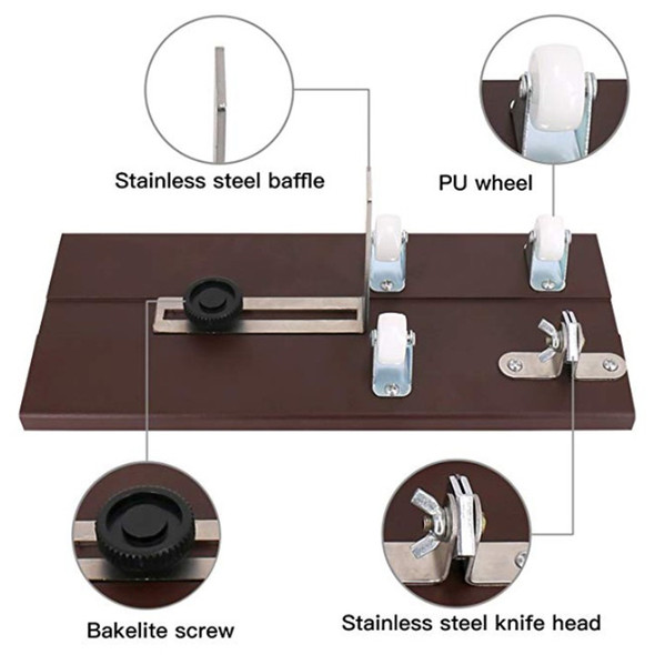 Glass Bottle Cutter, Diy Cutting Machine Kit For Cutting Wine Bottles And B Y3M5