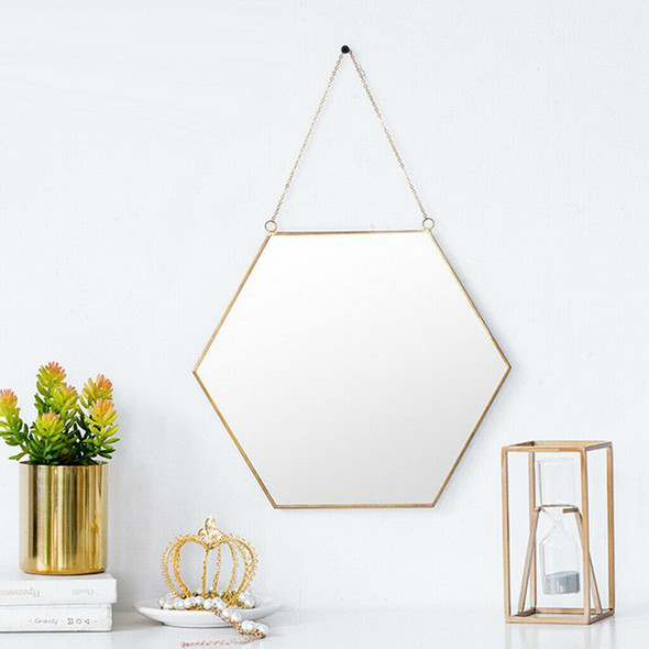 Glamour Makeup Jewelry Dressing Mirror Wall Mirror Wall Hanging Mirror L